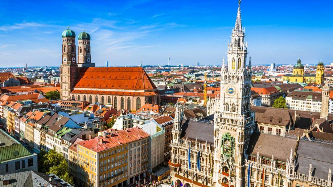 Мюнхен и замки Баварии - фото 1