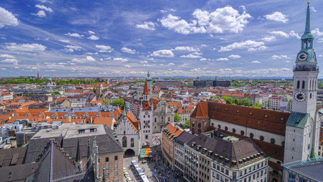 Мюнхен и замки Баварии - фото 3