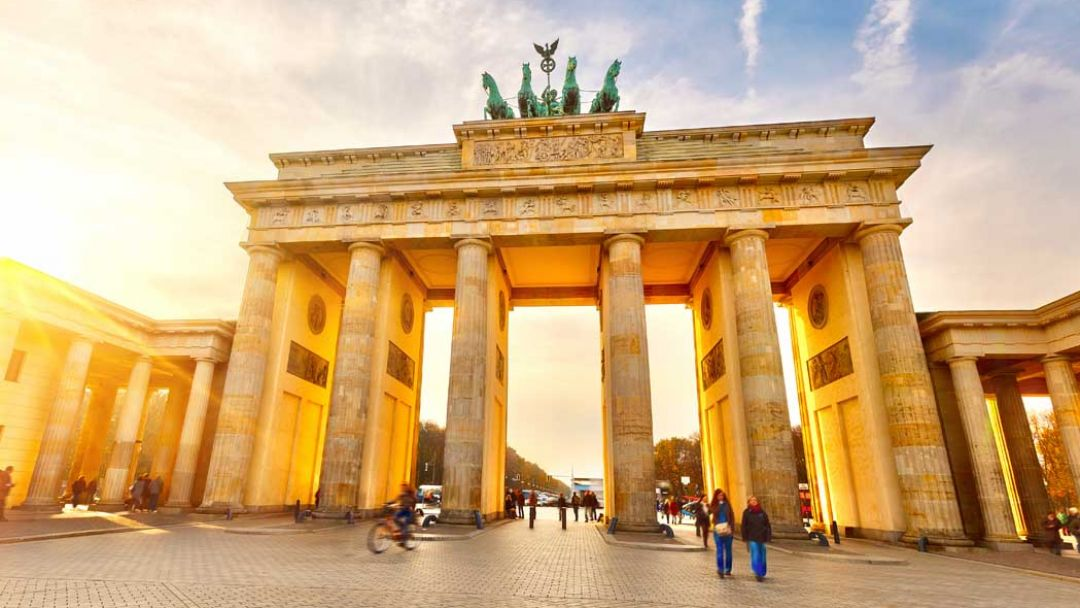 Берлин из Праги  - фото 2