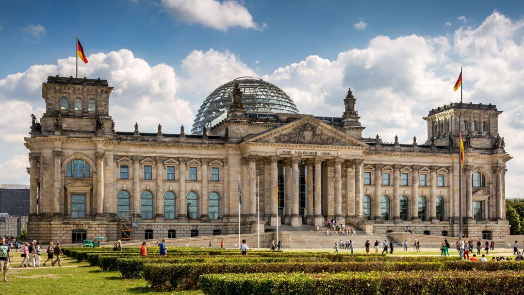 Берлин из Праги  - фото 3