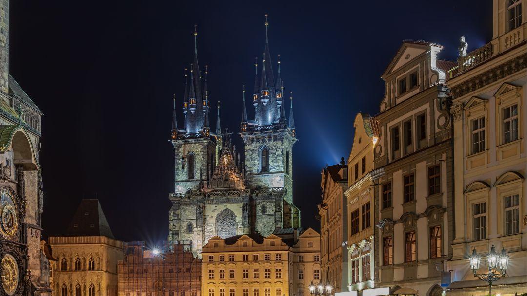 Вечерний Сити Тур по Праге (автобусный) - фото 1