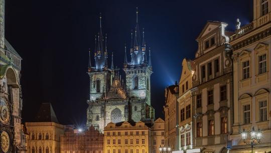 Экскурсия Вечерний Сити Тур по Праге (автобусный) по Праге