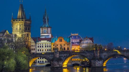 Вечерний Сити Тур по Праге (автобусный) - фото 2