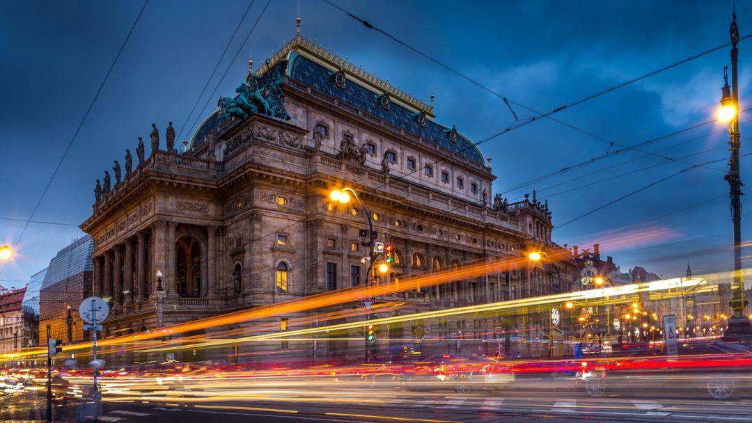 Вечерний Сити Тур по Праге (автобусный) - фото 3