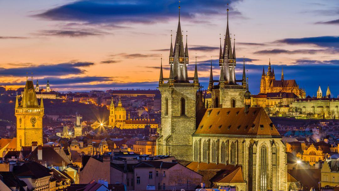 Экскурсия Легенды Старой Праги