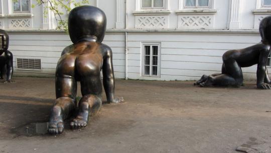 Современное искусство и арт-объекты Праги - фото 2