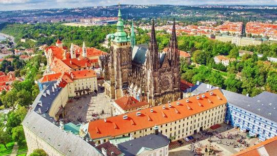 Экскурсия Величественный Пражский Град по Праге