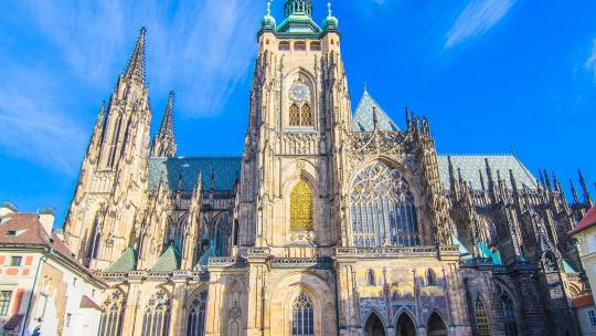 Величественный Пражский Град - фото 3