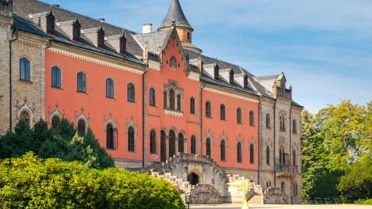 Экскурсия Замок Сихров и Турнов по Праге