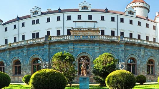 Экскурсия Замки Карлштейн и Конопиште по Праге