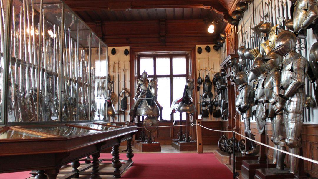 Замки Карлштейн и Конопиште - фото 2