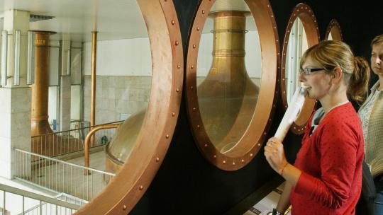 Экскурсия Замок Орлик и Пивовар Козел