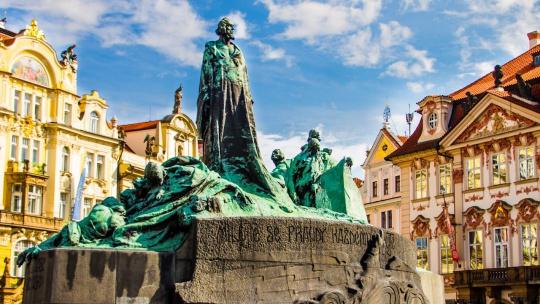 Экскурсия Королевский путь по Праге