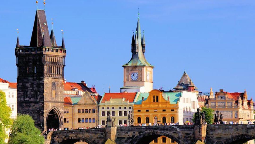 Экскурсия Прага 100-башенная