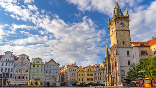 Прага 100-башенная - фото 3