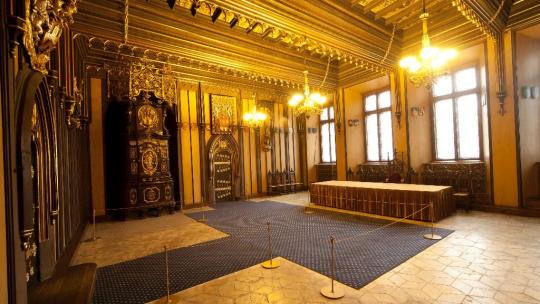 Экскурсия Тайны древних подземелий и Пражских монастырей по Праге