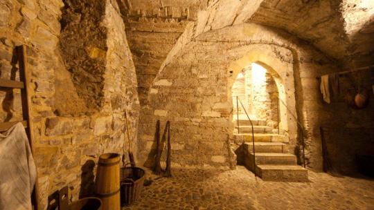 Тайны древних подземелий и Пражских монастырей - фото 2
