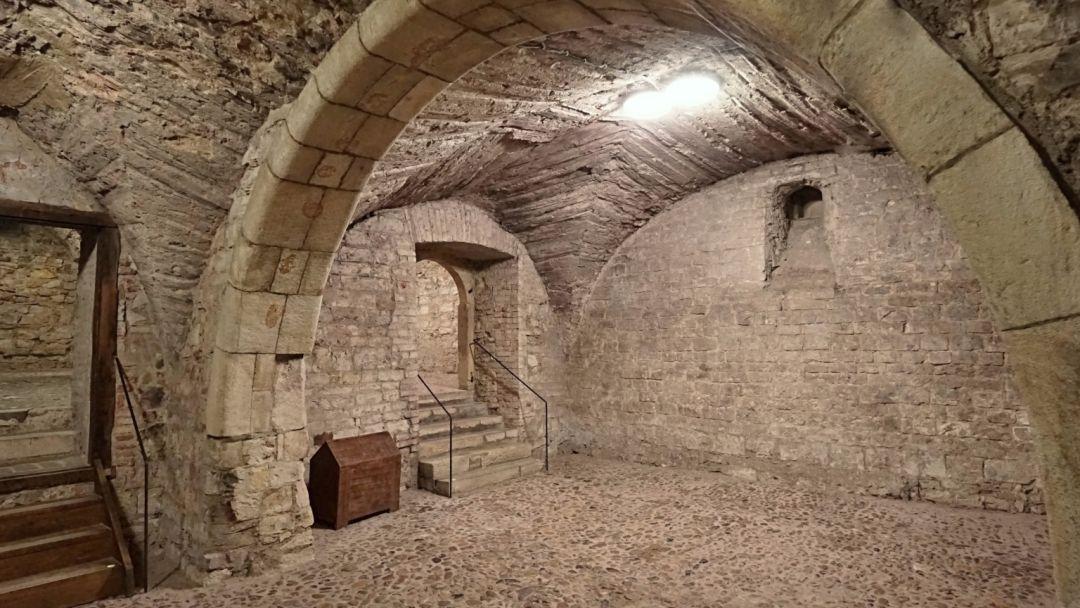 Тайны древних подземелий и Пражских монастырей - фото 3