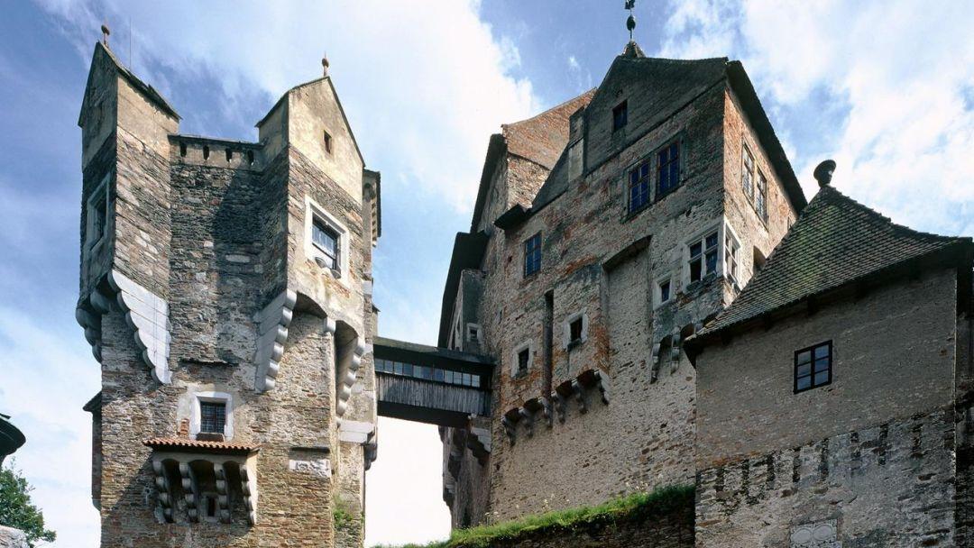 Моравский крас и замок Пернштейн - фото 2
