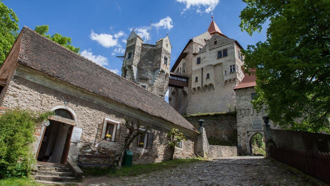 Моравский крас и замок Пернштейн - фото 3