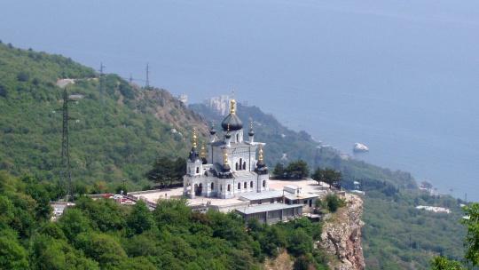 Ай-Петри и Воронцовский дворец - фото 2