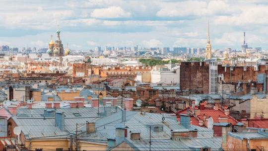 Крыши Петербурга с частным гидом - фото 2