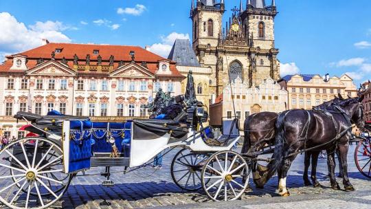 Экскурсия Старый Город. Путешествие во времени - индивидуальная экскурсия по Праге