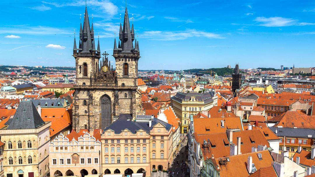 Обзорная пешеходная экскурсия по Праге - индивидуальная экскурсия