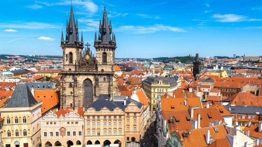 Экскурсия Сити тур по Праге - пешеходная по Праге