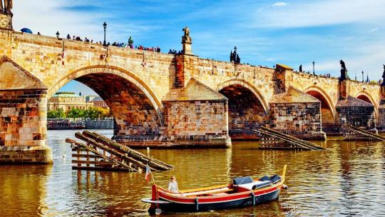 Сити тур по Праге - пешеходная - фото 2