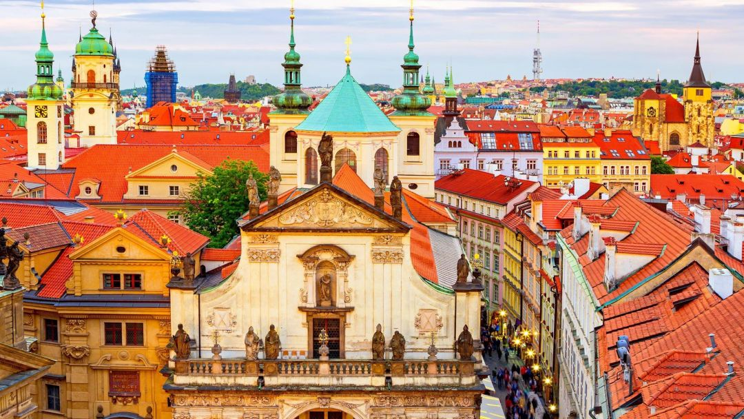 Обзорная пешеходная экскурсия по Праге - индивидуальная экскурсия - фото 3