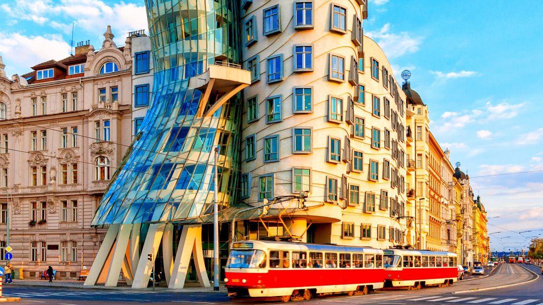 Прага транзитом - индивидуальная экскурсия