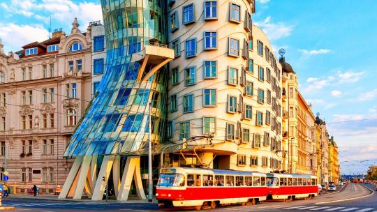 Экскурсия Прага транзитом по Праге