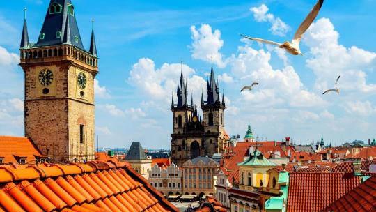 Прага транзитом - фото 3