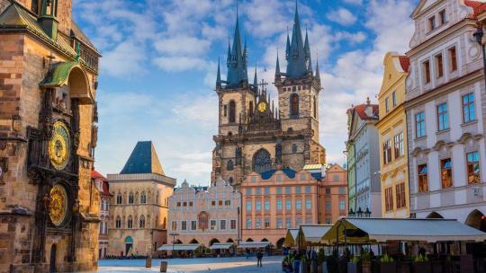 Экскурсия Прага Все Включено - индивидуально по Праге