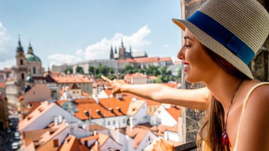 Фото-экскурсия по Праге - фото 2