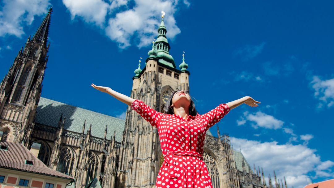 Фото-экскурсия по Праге - фото 3