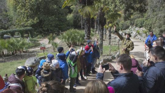 """Экскурсия Экскурсия-квест """"Как я встретил динозавра"""" в Ялте"""