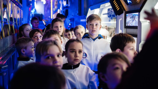 """Интерактивная экскурсия """"Звездная экспедиция"""" - фото 3"""