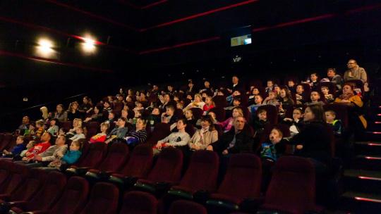 Экскурсия Интерактивная экскурсия в Закулисье кинотеатра в Ялте