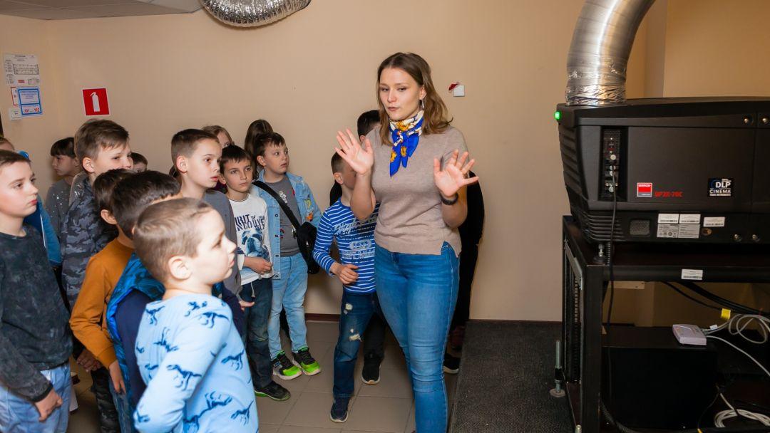 Интерактивная экскурсия в Закулисье кинотеатра - фото 6