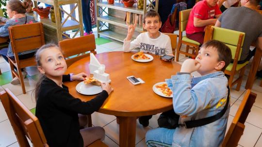 Интерактивная экскурсия в Закулисье кинотеатра - фото 7