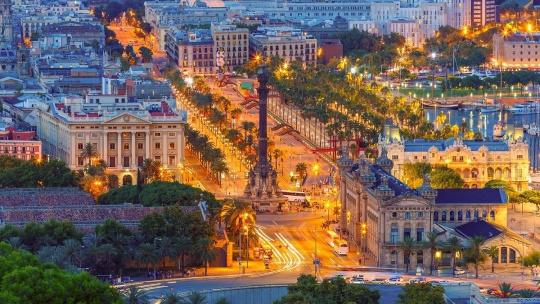 Экскурсия Барселона обзорная по Барселоне