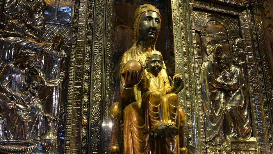 Монастырь на горе Монтсеррат - фото 4
