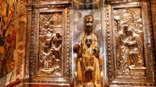 Экскурсия Монастырь Монтсеррат. Черная Мадонна