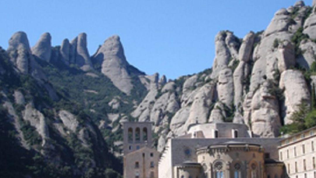 Монастырь Монтсеррат. Черная Мадонна - фото 3