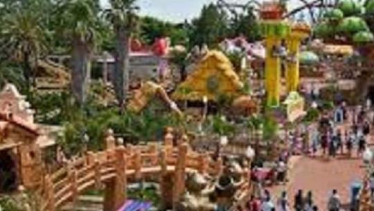 Порт Авентура + Феррари парк — незабываемое приключение для всей семьи - фото 2