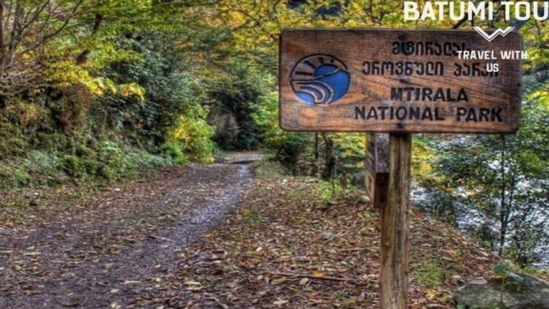 Национальный парк Мтирала  - фото 14