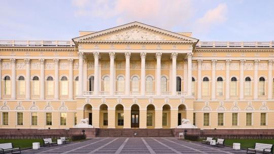 Экскурсия Обзорная экскурсия с посещением Русского музея в Санкт-Петербурге