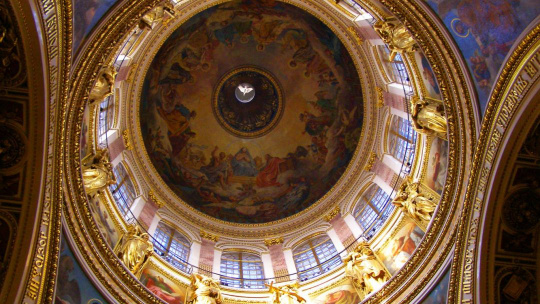 Экскурсия Обзорная экскурсия с посещением Исаакиевского собора и Юсуповского дворца в Санкт-Петербурге